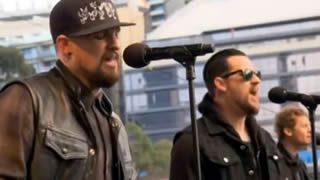 Joel and Benji Madden come to