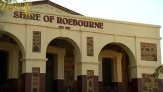 Roebourne and Cossack