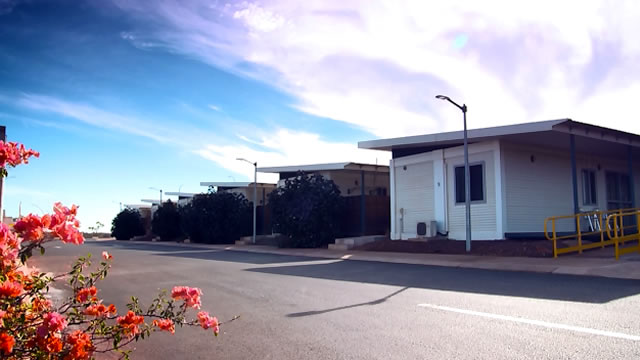 Karratha: Accommodation for an