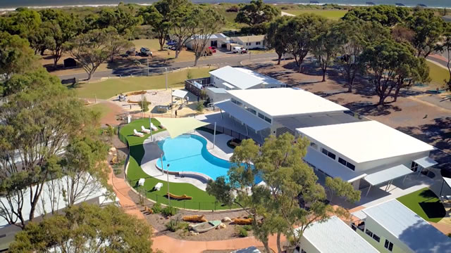 RAC Cervantes Holiday Park
