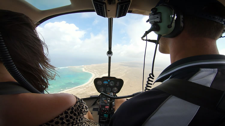Coral Coast Helicopter Service