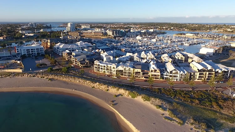 Discovering the new Mandurah