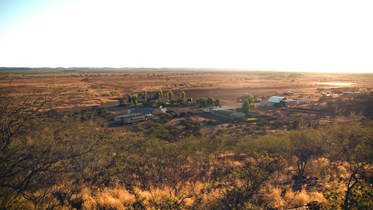 Cheela Plains Station Stay