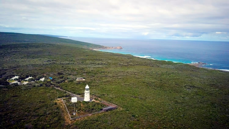 Cape Naturalist Lighthouse