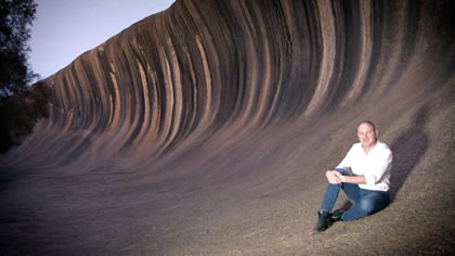 Pathways to Wave Rock